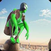 Rope Frog Ninja Hero – Strange Gangster Vegas MOD APK 1.1.4 (Unlimited Money)