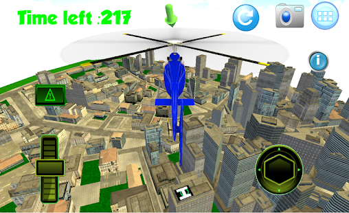 City Helicopter- screenshot thumbnail