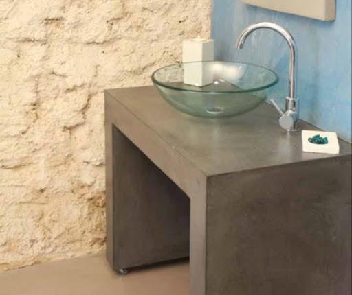 enduit beton cire salle-bain