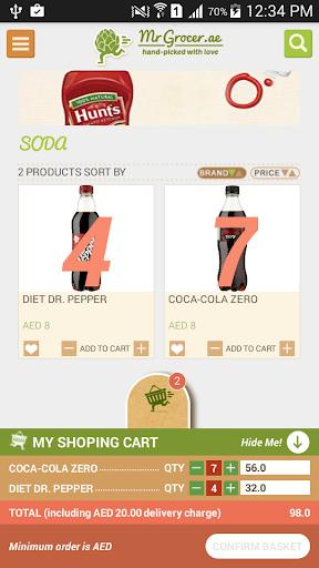 玩購物App|Mr.Grocer免費|APP試玩
