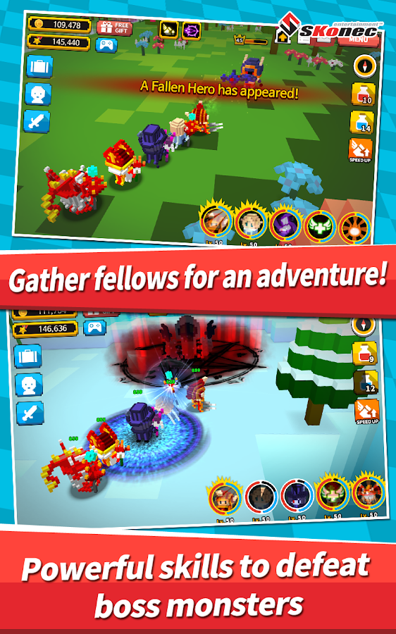 ChooChoo Heroes- screenshot