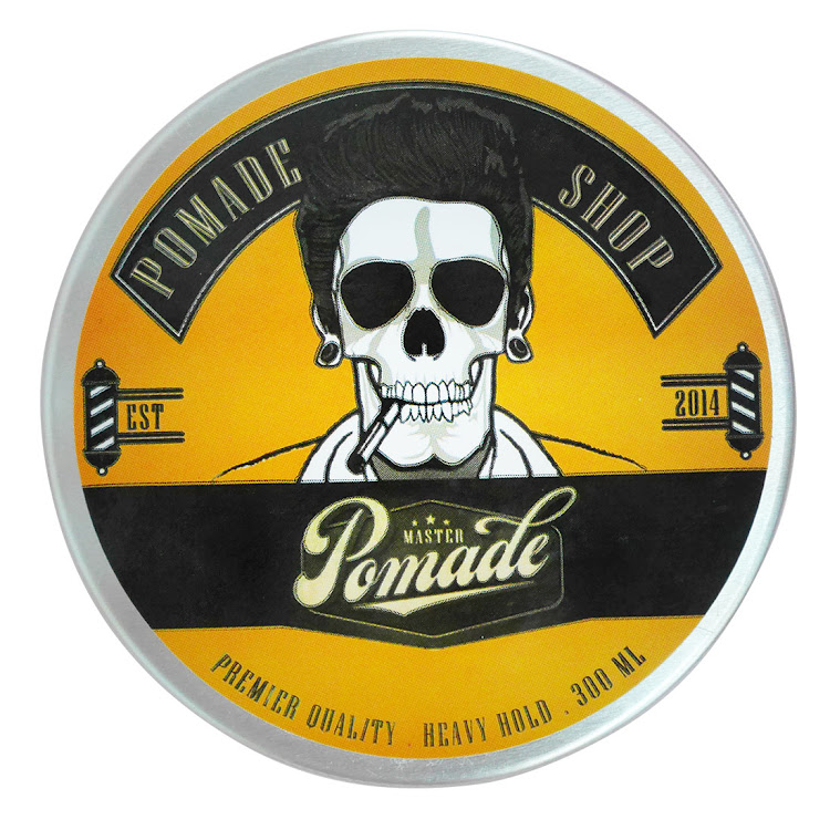 Pomade Original Hair Wax For Men New Formula With Fragrance Parfum (150g) by Supermodels Secrets