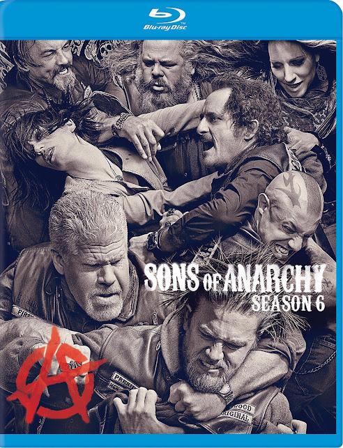Sons of Anarchy – Temporada 6 [4xBD25]