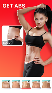 Body Tune - Slim & Retouch Photo Editor Screenshot
