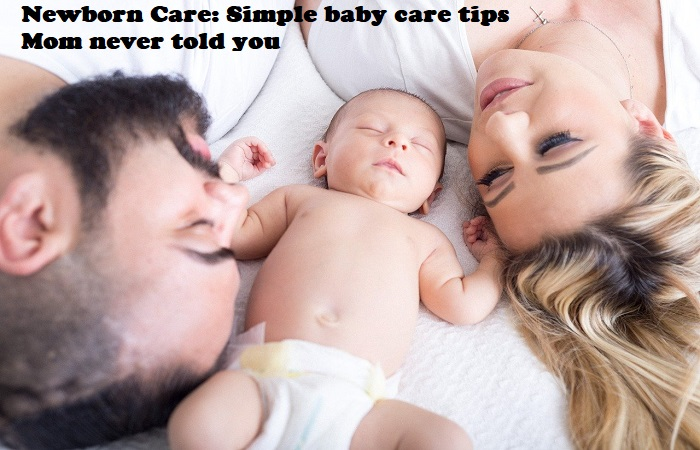 Newborn Care: Simple baby care tips Mom never told you