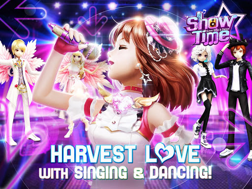 Show Time-Top Singer Dancer
