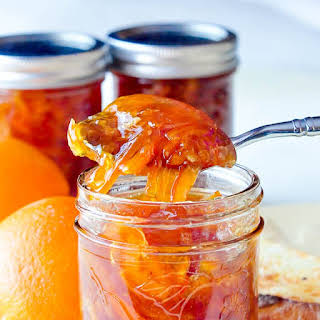 Orange Marmalade Dessert Recipes.