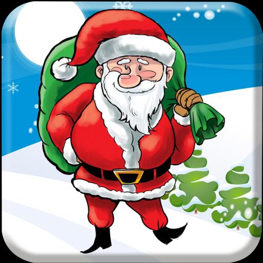 Game Santa Rider Run