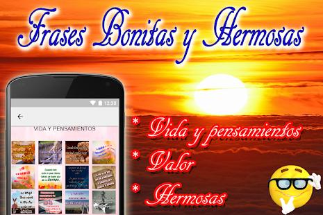 приложения в Google Play Frases Bonitas