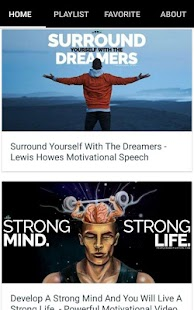 App For - Fearless Motivation Videos - náhled