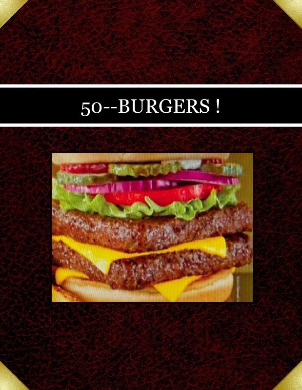50--BURGERS  !