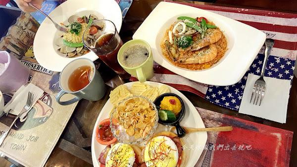 La Coma Café & Brunch。彰化早午餐下午茶。二樓包場要預約