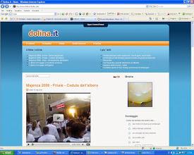 Photo: 2008 - Portale comunale www.dolina.it