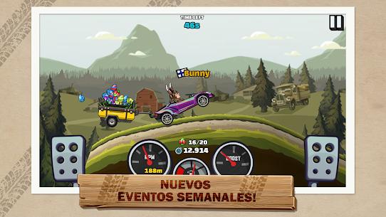 Hill Climb Racing 2 (MOD) APK 6