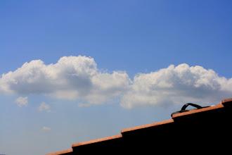 Photo: Cloud in Moià