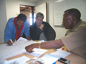 Photo: Session de formation «Financements internationaux» qui s'est tenue au CEFEB à Marseille du 23 au 27 novembre 2009