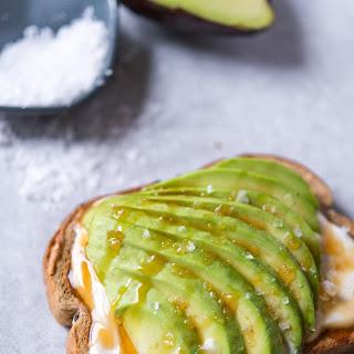 Honey-Yogurt Avocado Toast
