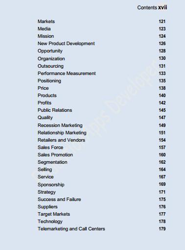 Marketing Insights screenshot 2