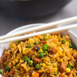 Pork Chorizo Fried Rice Recipe
