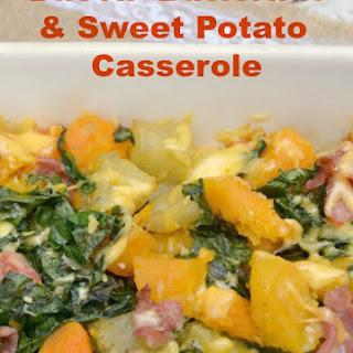 Butternut Squash Sweet Potato Casserole Recipes