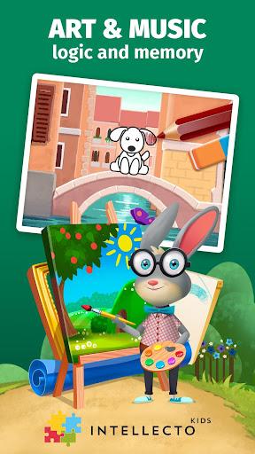 IK: preschool learning & educational kindergarten filehippodl screenshot 4