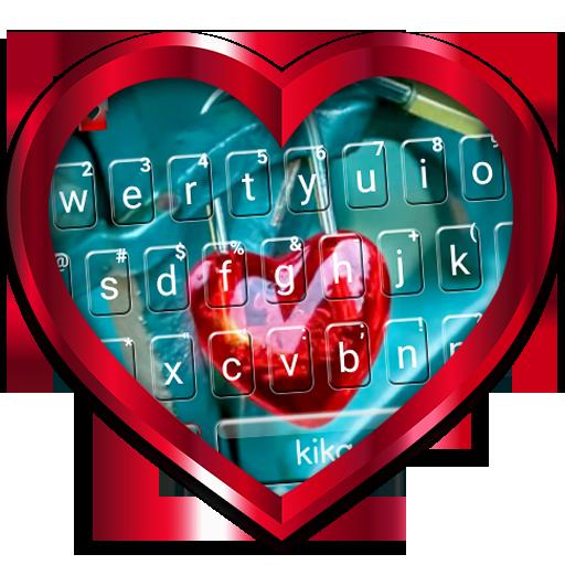 Love Lock Keyboard Theme Icon
