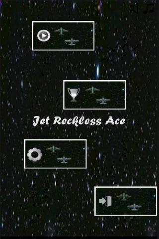 Jet Reckless Ace