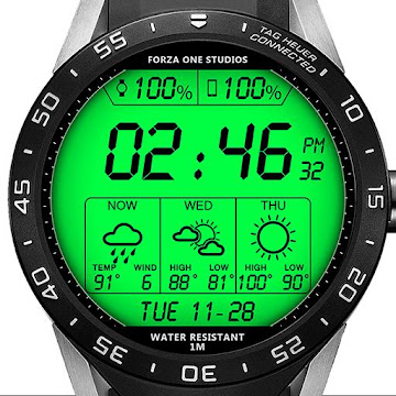 Watch Face W01 Android Wear