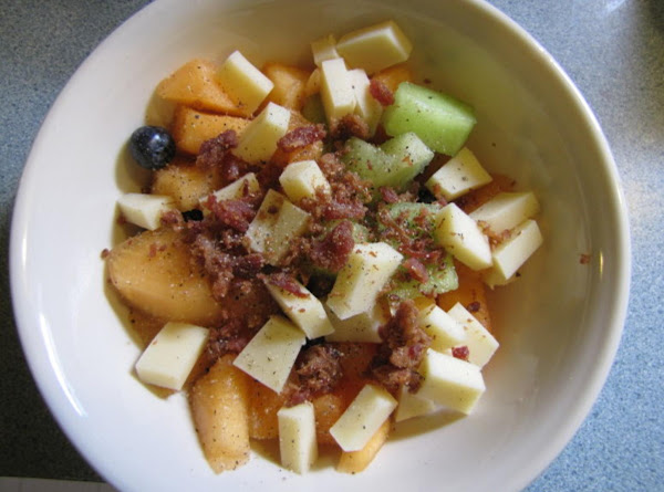 Fruit Salad With A Twist Recipe