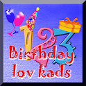 Birthday E-Love Cards icon