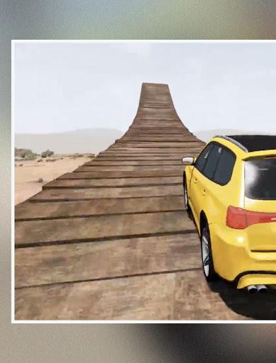 لقطات تجول BeamNG Drive Car Crash 5