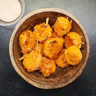 Super Easy Sweet Potato Tater Tots.