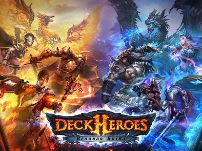 Deck Heroes: Великая Битва! - náhled