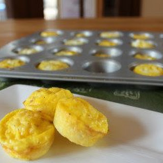 Mini Egg Muffins with Bacon and Cheddar