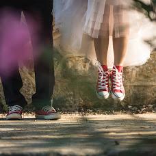 Wedding photographer Dimitra Pavlaki (teaminmotion). Photo of 05.02.2018