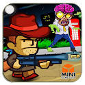 cowboy hero zombie defense icon
