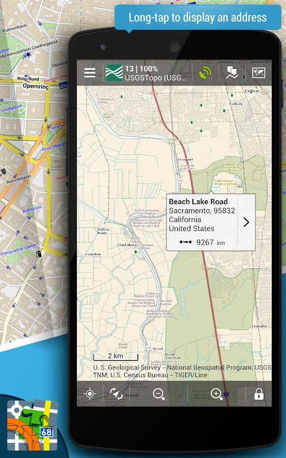 Locus Map Pro - Outdoor GPS - screenshot