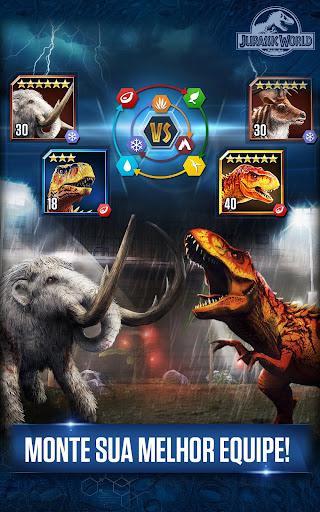Jurassic World™ O Jogo