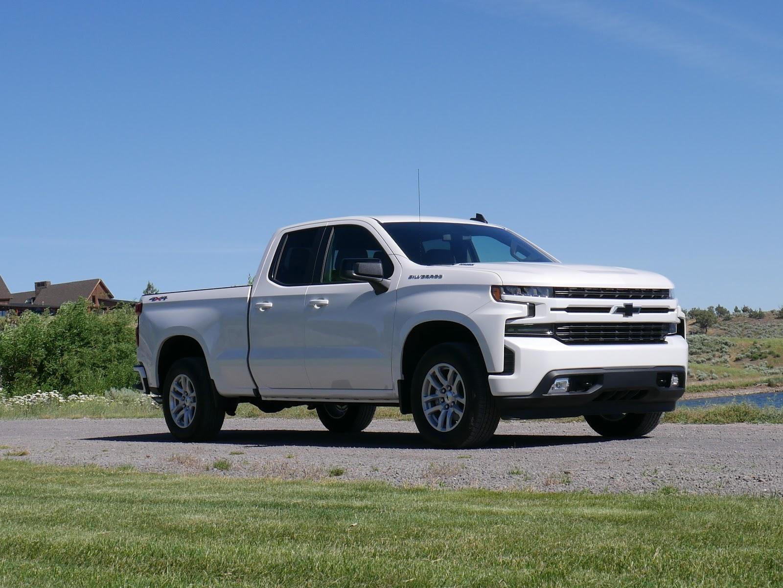 2020 Chevrolet Silverado 1500 Duramax Diesel
