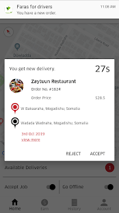 Download FARAS DELIVERY For PC Windows and Mac apk screenshot 5