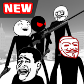 Tải Stickman meme sniper APK