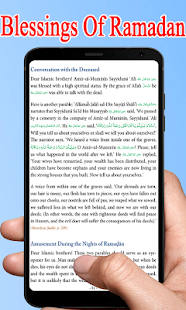 Blessings Of Ramadan English Book Faizan E Ramzan - náhled