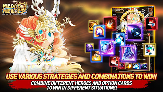 Hack Game Medal Heroes : Return of the Summoners apk free