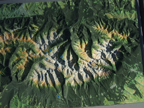 Photo: High Tatra Mts. Relief Map