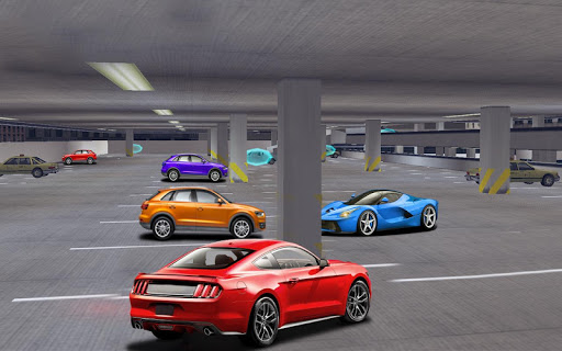 Street car parking plaza 2018 for PC