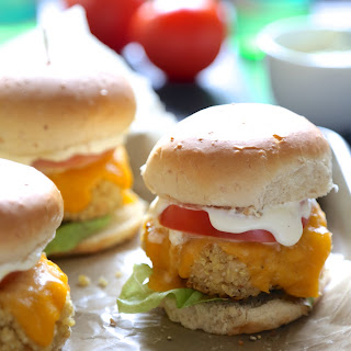 Vegetarian Sliders Recipes
