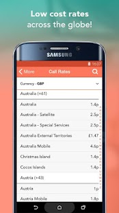 Cheap International Calls- screenshot thumbnail