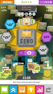 Spam Game - Clicker- screenshot thumbnail