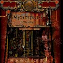 Steampunk GO Locker Theme icon