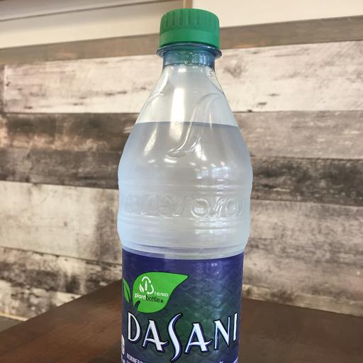 Bottled Water (Dasani)